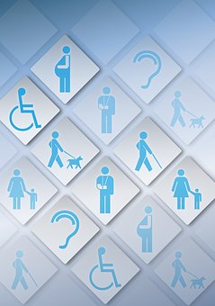 companies that help people with disabilities different types of disability