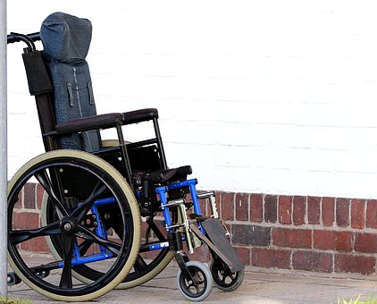companies that help people with disabilities wheelchair