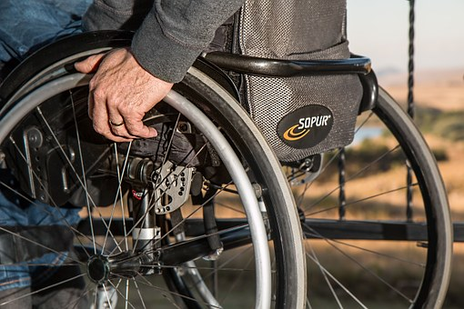 places for people with disabilities to look for work wheelchair